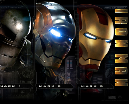 Demir Adam 3 IRON MAN 3